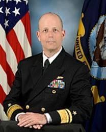 Rear Admiral Mark R. Whitney